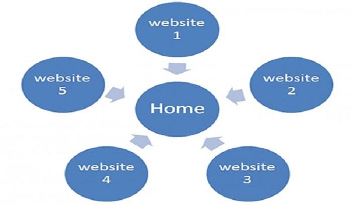 Mô hình backlink Star Link